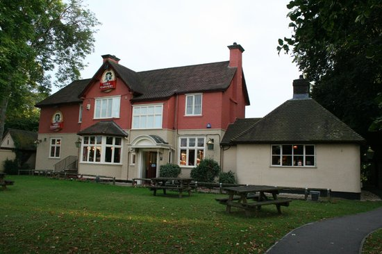 Toby Carvery: Back of the restaurant