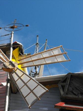 La Nave Imaginaria : detalle propela