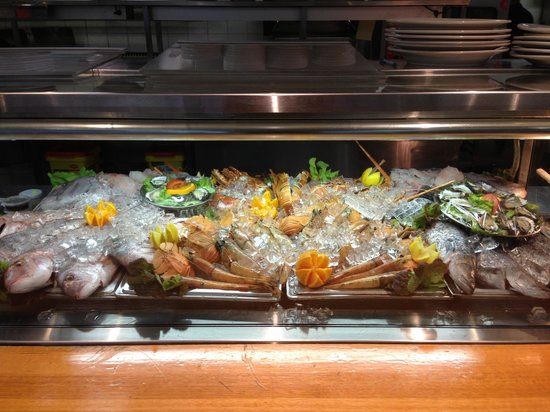 Forster Golf Club: Freshest seafood in town