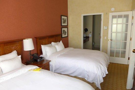 Scottsdale Marriott at McDowell Mountains: Zimmer mit zwei Betten