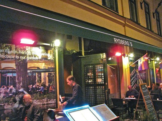 Drottninggatan street view   picture of rydbergs bar & matsal ...