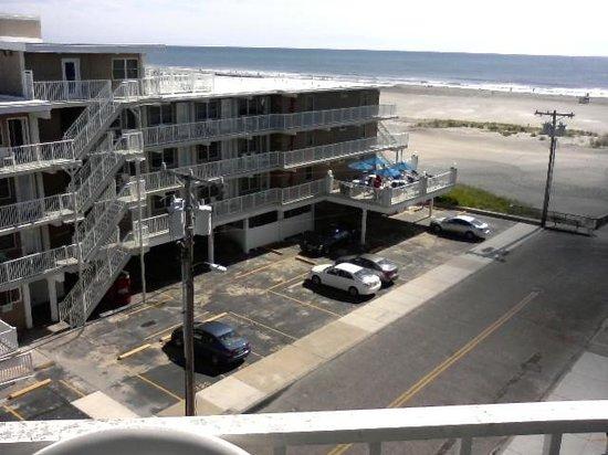 El Coronado Resort : Photo from our Ocean View Room
