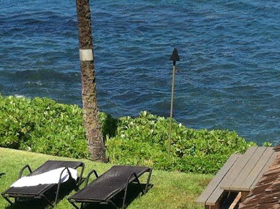 Noelani Condominium Resort : Great views from the Noelani