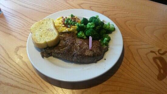 Chili's Grill & Bar: Best steak in San Francisco Bay at Chilli's in San Bruno