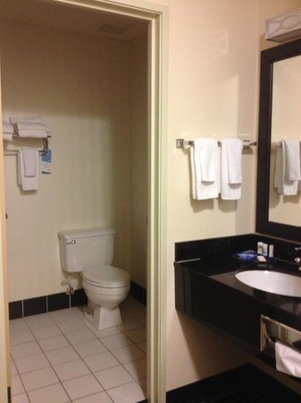 Fairfield Inn & Suites Spearfish: Tasteful