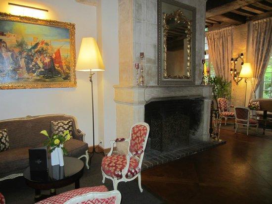 Hotel d'Aubusson: The Common Area