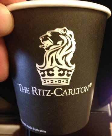 The Ritz-Carlton, Half Moon Bay: Yep, its a RITZ