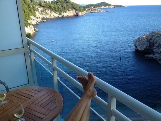 Hotel Bellevue Dubrovnik : Another view