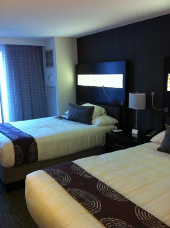 Grand Hyatt Washington : Room with two beds