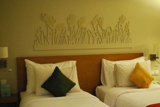 Mercure Bali Harvestland Kuta: Room