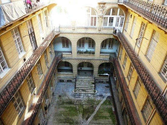 2Night Hostel: Prédio onde fica o hostel