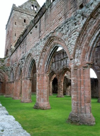 Maxwell Chauffeur Service - Day Tour: Transept at Sweetheart Abbey