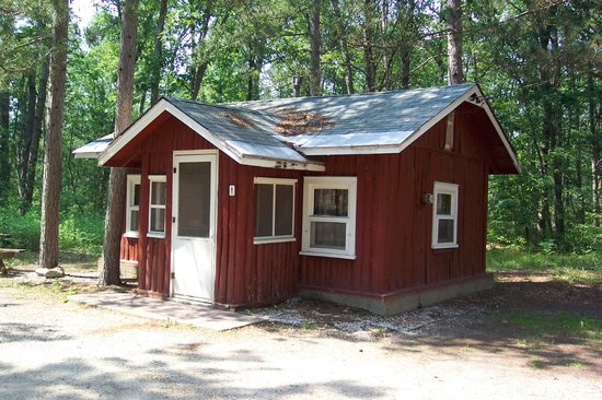 Northwoods Cabins : Cabin 1