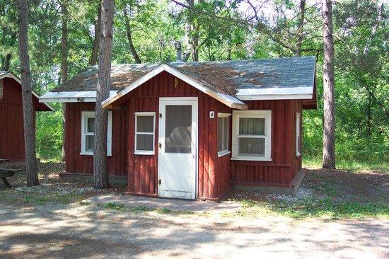 Northwoods Cabins : Cabin 4