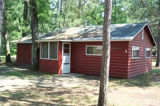 Northwoods Cabins : Cabin 6