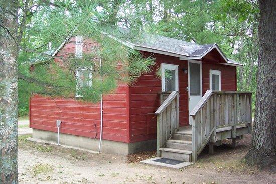 Northwoods Cabins : Cabin 9