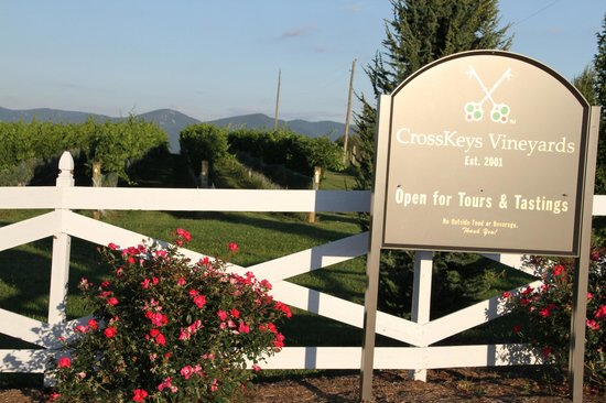 CrossKeys Vineyards : Welcome to Cross Keys