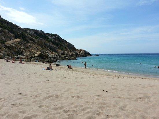Playa de Zahara de los Atunes: the beach