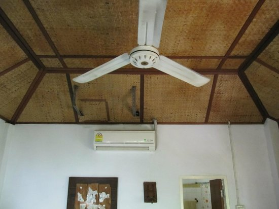 Golden Triangle Inn: Fan und Aircon