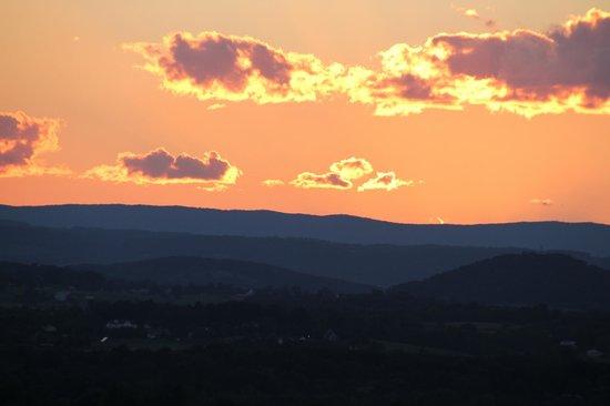 Iris Inn : Another sunset