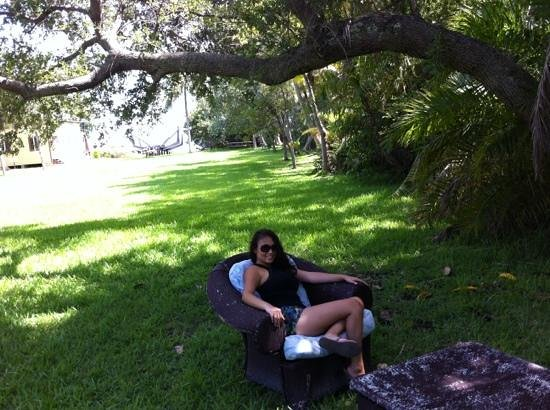 Barnacle State Historic Site: by Melissa Arias