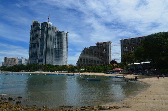 Woodlands Hotel & Resort: пляж и бухта Вонгамат