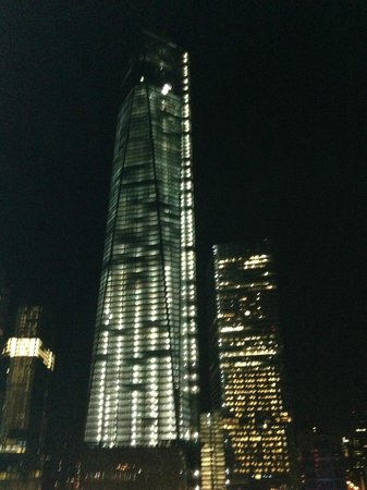 World Center Hotel: New World Trade Center