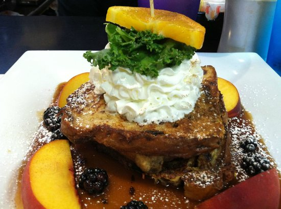 Bella's Cafe: French Toast