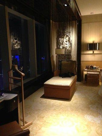 The Ritz-Carlton Shanghai, Pudong: Bedroom