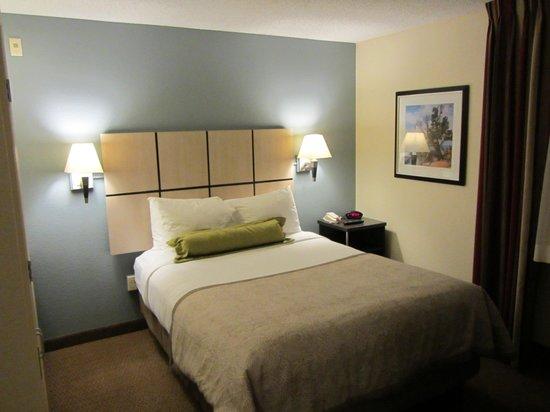 Candlewood Suites Las Vegas: Nice Bedroom