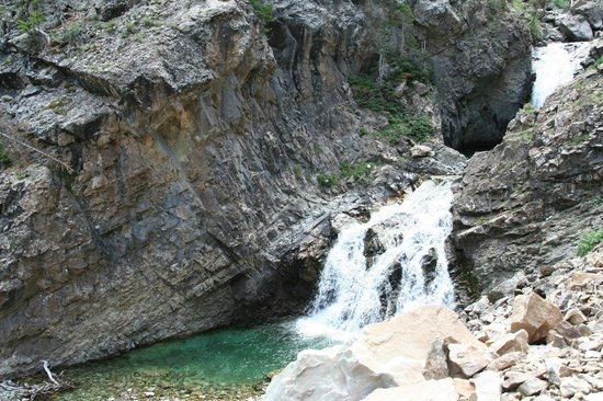 Crystal Mill: Devils Punch Bowl