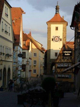 Hotel-Gasthof Klingentor: Rothenburg