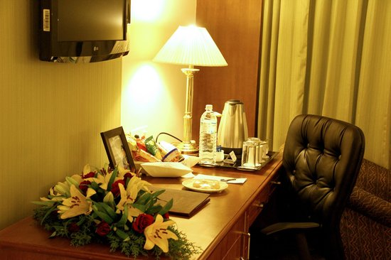 โรงแรมโกคูแลม พาร์ค: The rooms
