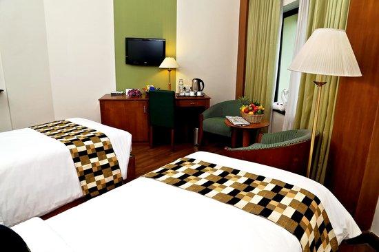 โรงแรมโกคูแลม พาร์ค: Twin sharing room