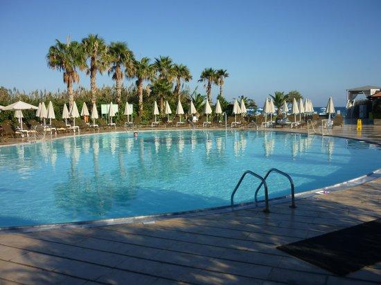 Minos Mare Hotel : zwembad minos mare