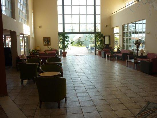 Minos Mare Hotel: inkom hotel