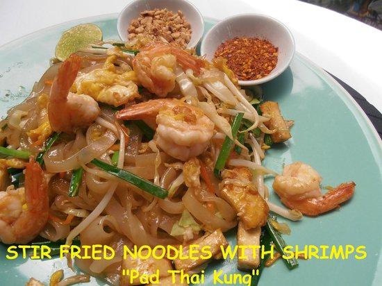 Jungle Cafe : Fried Noodles