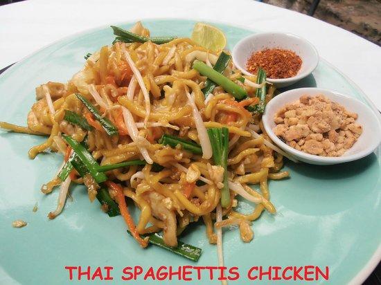 Jungle Cafe : Thai Spaghettis