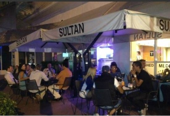 Sultan Restaurant Night