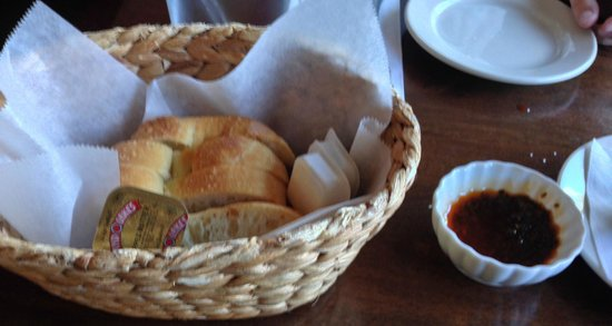 PastAmore: Bread and Dipping Sauce