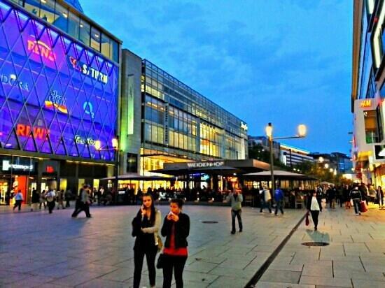 Parkplatz Frankfurt Zeil