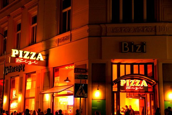 Pizza Bizzi: Pizza BIZI