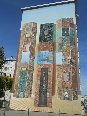 Musee Urbain Tony Garnier : La cité idéale d'Egypte