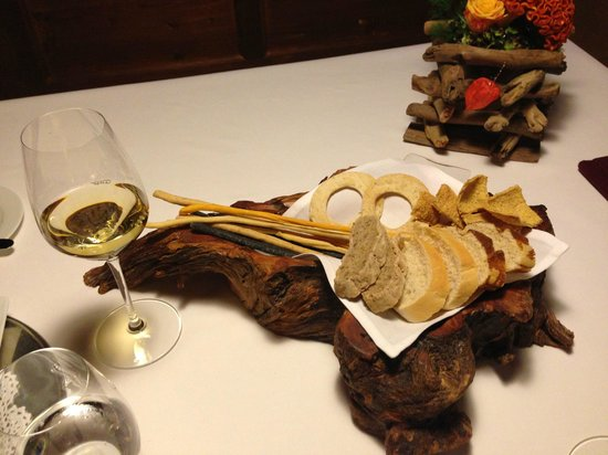 Hotel Gardena Grodnerhof: cena presso Anna stuben (ristorante stellato)