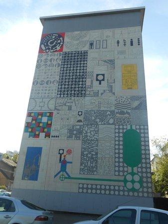 Musee Urbain Tony Garnier: La cité idéale des USA