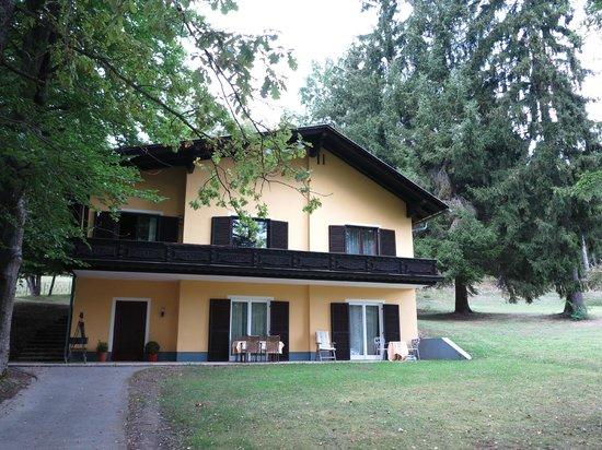 Sankt Kanzian, Áustria: Hausansicht