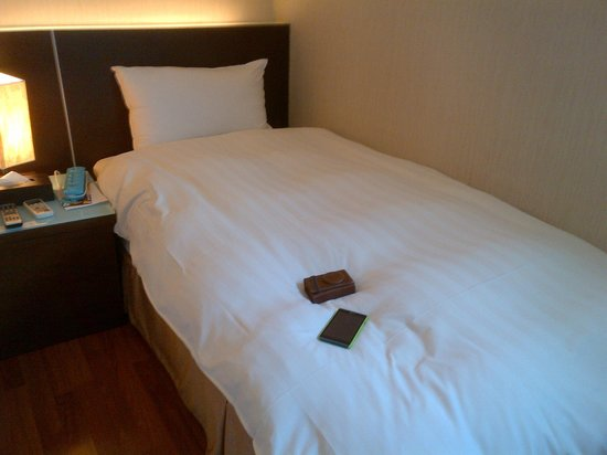 Cullinan Hotel: comfy bed