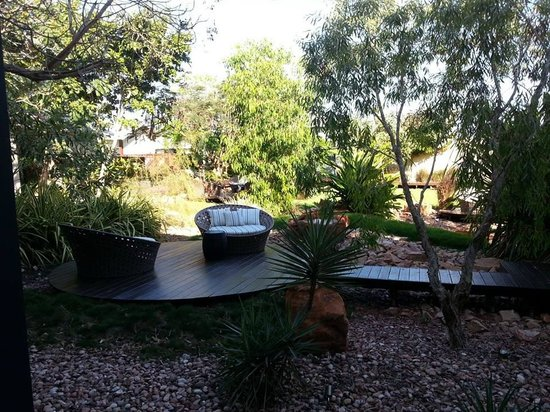 Kimberley Sands Resort & Spa: Meditation Gardens