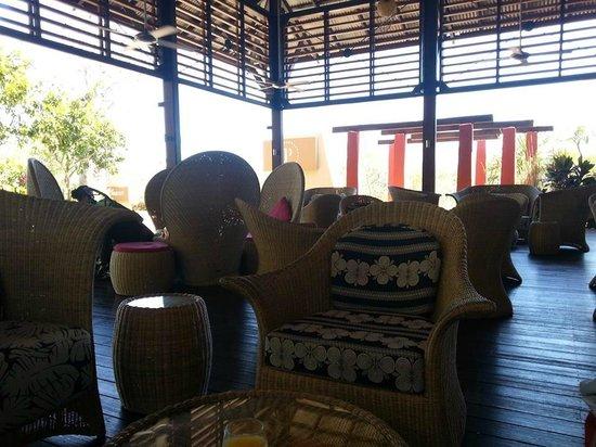 Kimberley Sands Resort & Spa: The Foyer