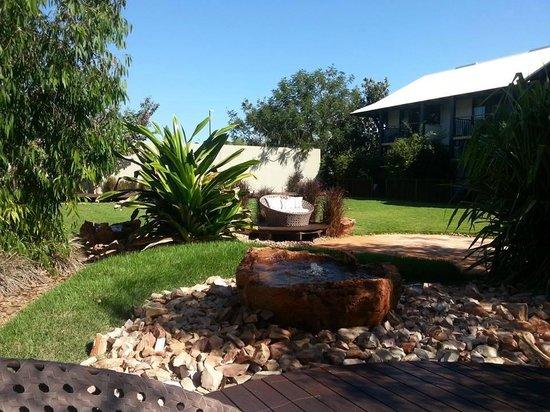 Kimberley Sands Resort & Spa: Meditation Garden